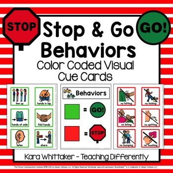positive verbal direction for student example
