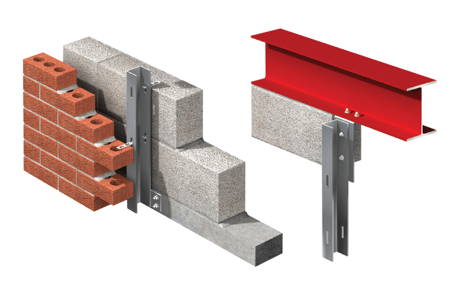 an example of a post and lintel system is