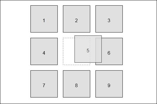 table drag and drop jquery plugin example