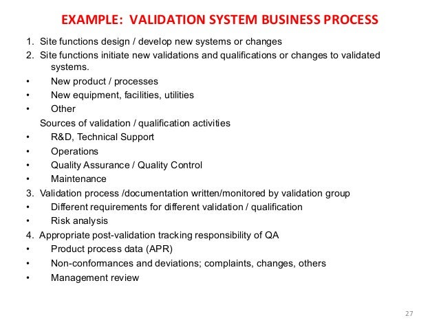 cleaning validation master plan example