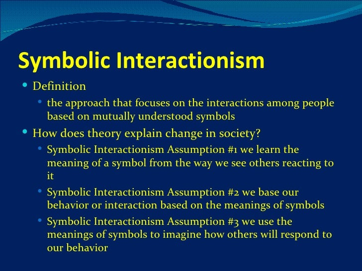 definition of the situation sociology example