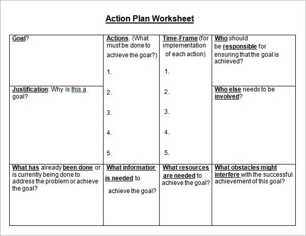 example completed astham action plan