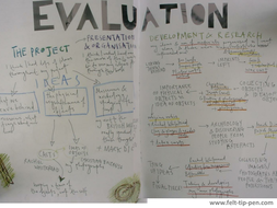 example of an research project evaluation