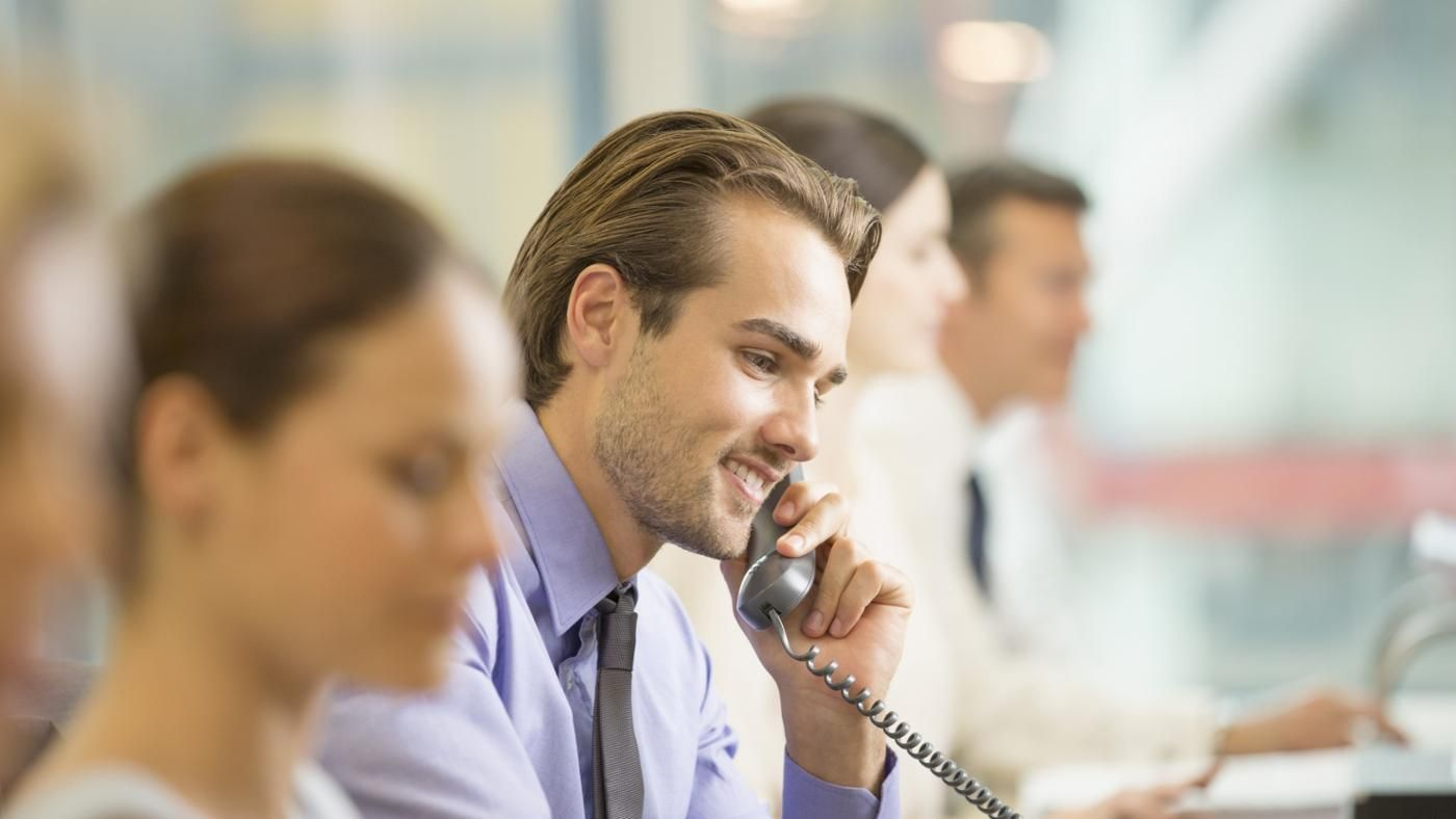 example roleplay of customer care in manufacturing company