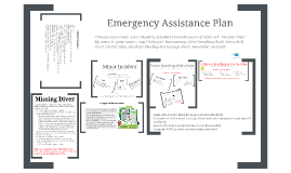 padi rescue diver emergency action plan example